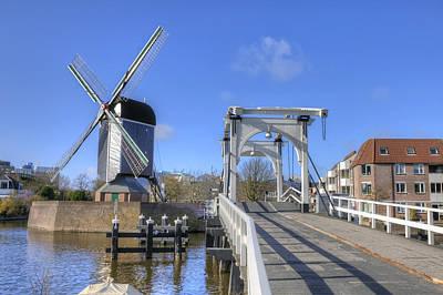 Leiden Photograph - Leiden by Joana Kruse