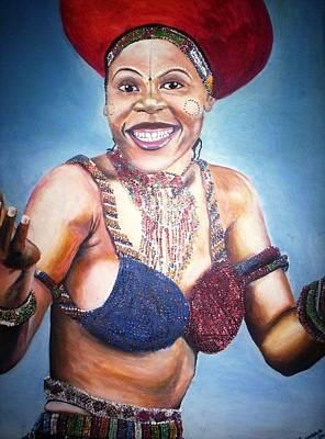 Leleti Khumalo Original by Bongumusa  Hlongwa