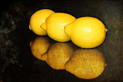 Lemons In A Row Original by Toppart Sweden