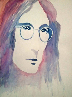 Johnlennon Painting - Lennon by Sai P