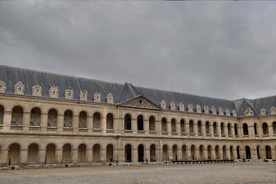 Sites Photograph - Les Invalides - Paris France - 011317 by DC Photographer