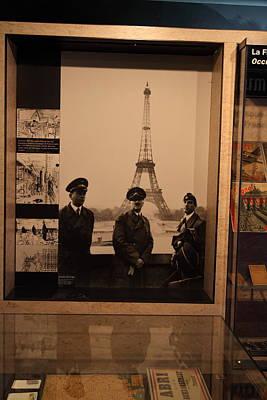 Columns Photograph - Les Invalides - Paris France - 011334 by DC Photographer