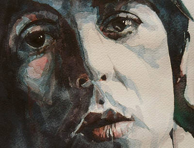 Singer Songwriter Painting - Let Me Roll It by Paul Lovering
