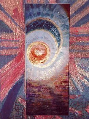 Let The Sunshine In Print by Anne-Elizabeth Whiteway
