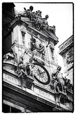 Liberte Photograph - Liberte by John Rizzuto