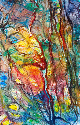 Life Colors Print by Patricia Allingham Carlson
