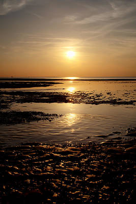Reculver Photograph - Life Is A Beach by Nigel Jones