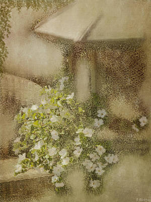 Jordan Painting - Life Itself - Vintage Art By Jordan Blackstone by Jordan Blackstone
