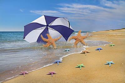 Life's A Beach Original by Betsy Knapp