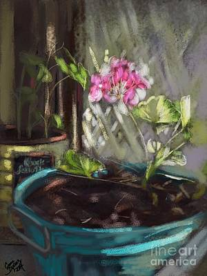 Light Print by Carrie Joy Byrnes