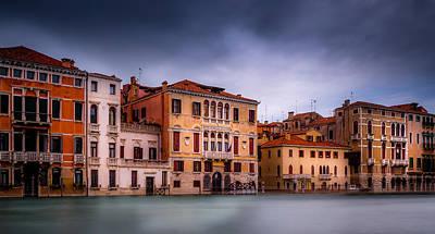 Venice Photograph - Light In Venice by Jakob Noc