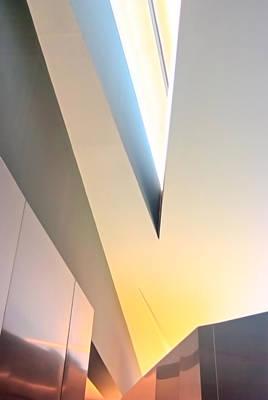 Architecture Photograph - Light by Peter Benkmann