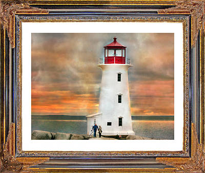 Peggy Photograph - Light The Way by Betsy C Knapp