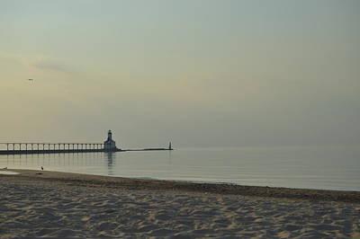 Photograph - Lighthouse by Cim Paddock