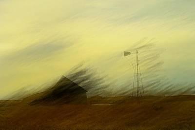 Like A Memory In The Wind Print by Jeff Swan