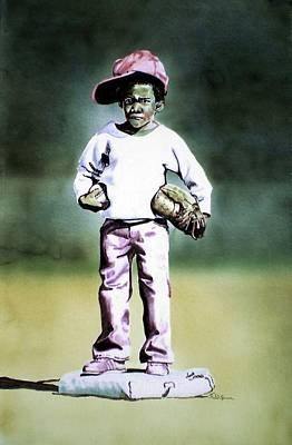 Lil Pitcher Original by Todd Spaur