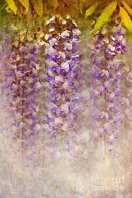 Lilac Painting Print by Svetlana Sewell