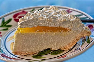 Lilikoi Cheese Pie Print by Dan McManus