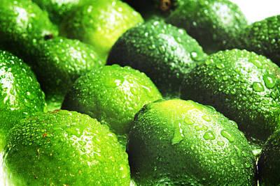 Limes Original by Elizabeth  Wilcome