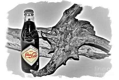Limited Edition Coke - No.1130 Print by Joe Finney