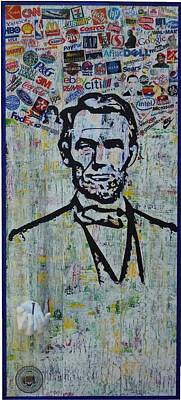 Lincoln- Hawaii Print by Alireza Vazirabadi
