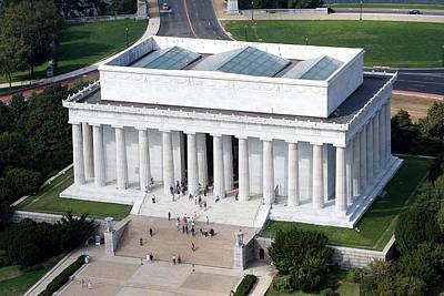 Lincoln Memorial Digital Art - Lincoln Memorial by Carol Highsmith
