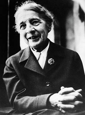Fission Photograph - Lise Meitner by Emilio Segre Visual Archives/american Institute Of Physics