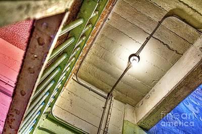 Alcatraz Photograph - Lit Dreams by Andrew Brooks