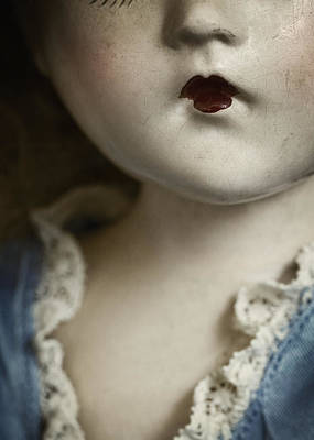 Doll Photograph - Little Lady  by Amy Weiss