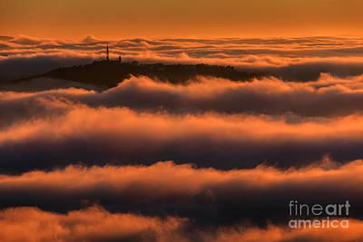 Living In The Clouds Original by Marko Korosec