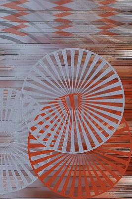 Ben Gertsberg Digital Art - Living Spaces No 1 by Ben and Raisa Gertsberg