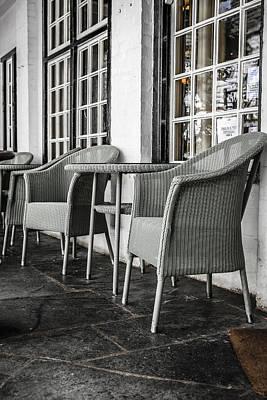 Lloyd Loom Chairs Original by Chris Smith