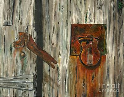 Lock Of Ages Original by Anna-maria Dickinson