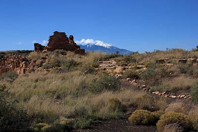 Arizona Photograph - Lomaki by Joe Kozlowski