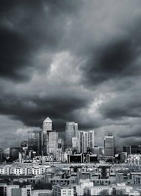 London Skyline Photograph - London Skyline 7 by Mark Rogan