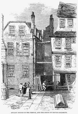 London Temple Church, 1860 Print by Granger