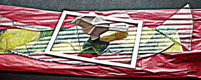 Long Bird Glass Print by James Raynor