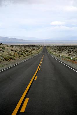 Long Road Ahead Original by Marc Levine