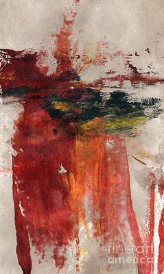 Office Art Mixed Media - Long Time Coming by Linda Woods