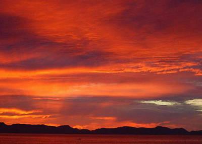 Concho Photograph - Loreto Sunrise by Ellen Henneke