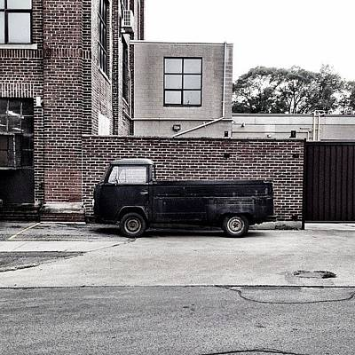 Truck Photograph - Lorry by Kreddible Trout