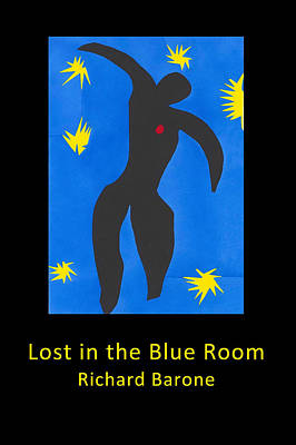 Terrorism Mixed Media - Lost In The Blue Room by Richard Barone