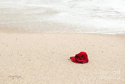 Lost Love Print by Michelle Wiarda