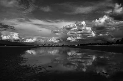 Doppelganger Photograph - Lost Storm by Alex Land