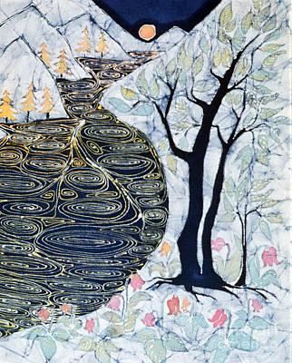 Lothlorien  Print by Carol Law Conklin