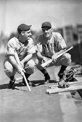 Baseball Uniform Photograph - New York Yankees  by Retro Images Archive