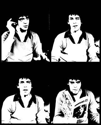 Lou Reed Original by Joann Vitali