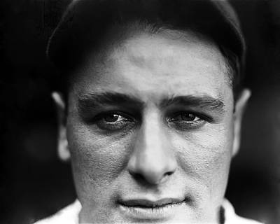 Louis H. Lou Gehrig Print by Retro Images Archive