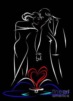 Love Original by Andrzej Szczerski