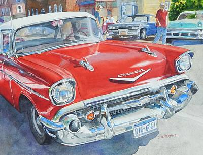 Love At First Sight Original by Joan Senkowicz